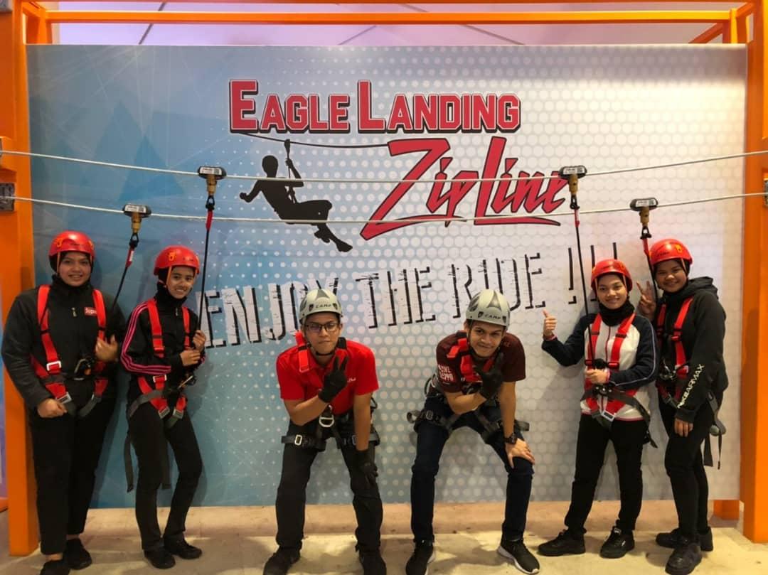 Eagle Landing 2