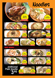 Only Mee Menu Cover & Pg2-02