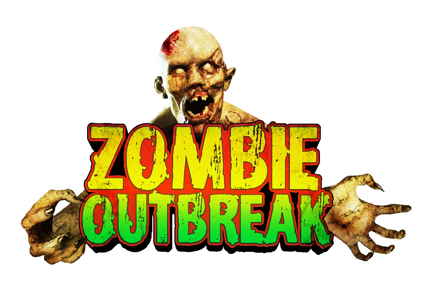 Zombie Outbreak Logo