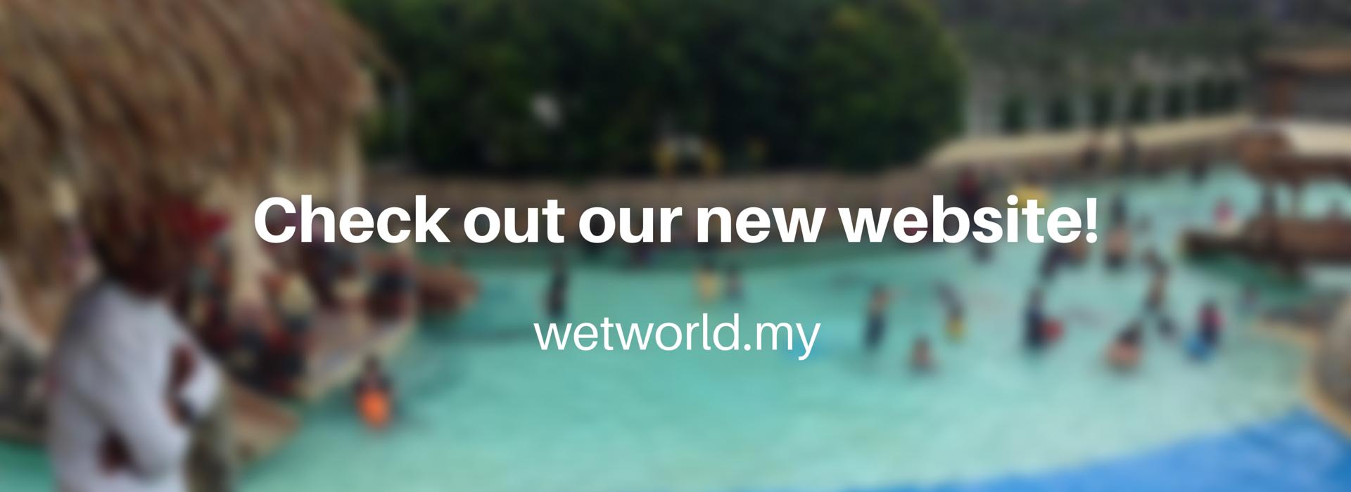 slider wet world