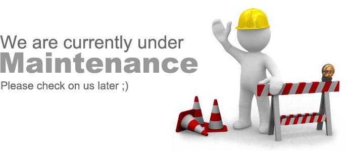under-maintenance
